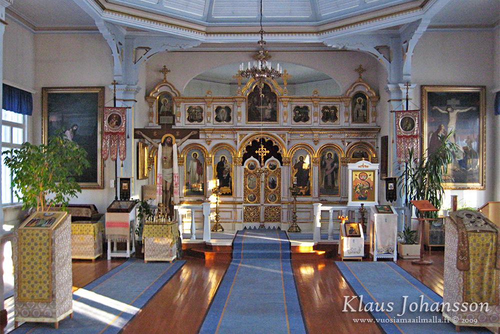 Ortodoksinen Kirkkorakennus