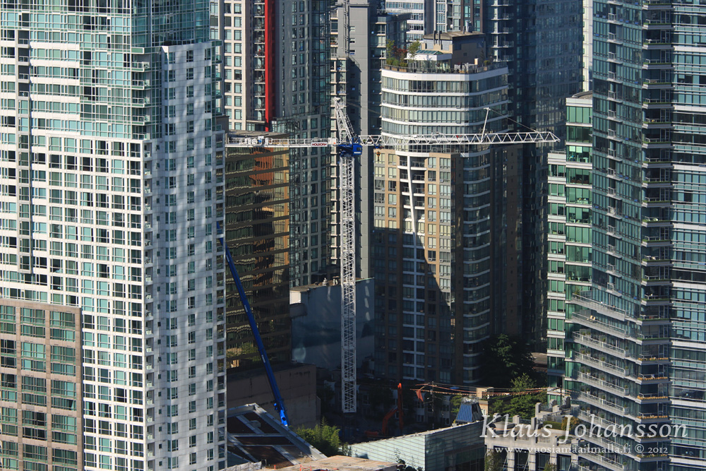 Trump Tower Vancouver S Turn 188m 67 Fl Completed