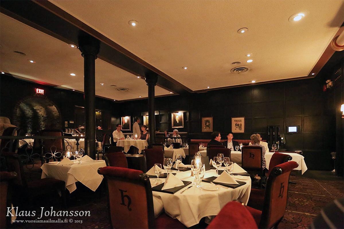 Hy S Encore Restaurant Vancouver