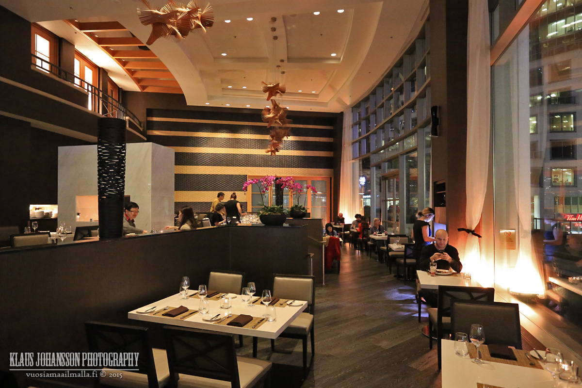 Arc Restaurant Vancouver Date