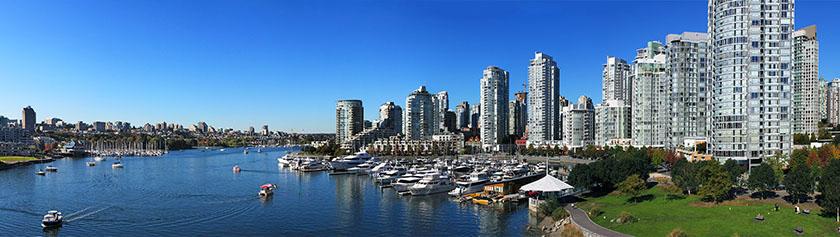 Monen lempinimen Vancouver