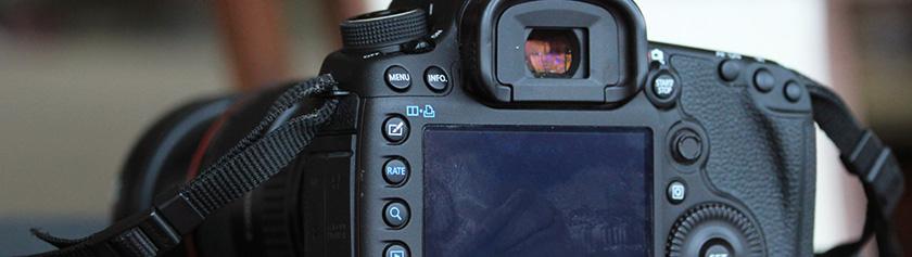 Kameralaitteisto: Canon EOS 5D Mark III