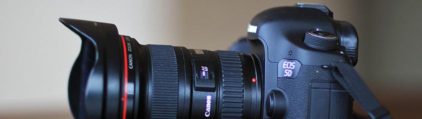Kameralaitteisto: Canon EF 16-35mm f/2.8 L II USM