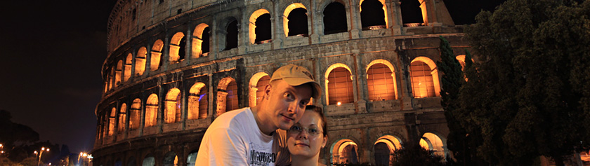 Öinen Rooma sekä palatsien ja puutarhojen Tivoli