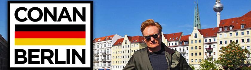 Conan Berliinissä