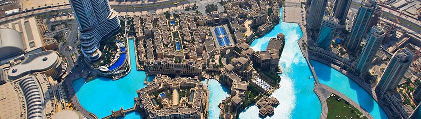 Uskomaton Dubai