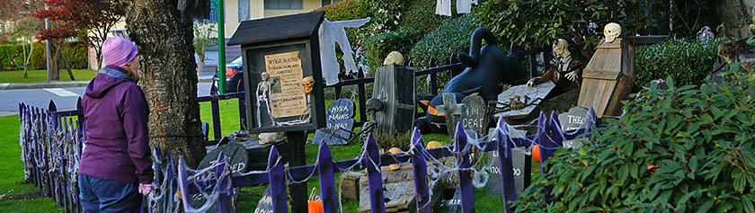 Railakas halloween