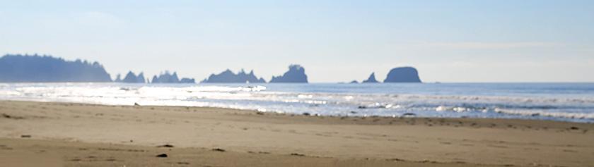 Kiitospäivä autiolla hiekkarannalla