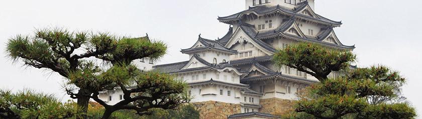 Valkea linna Himejissä, koskettava Hiroshima sekä Japanin päätepisteemme Fukuoka