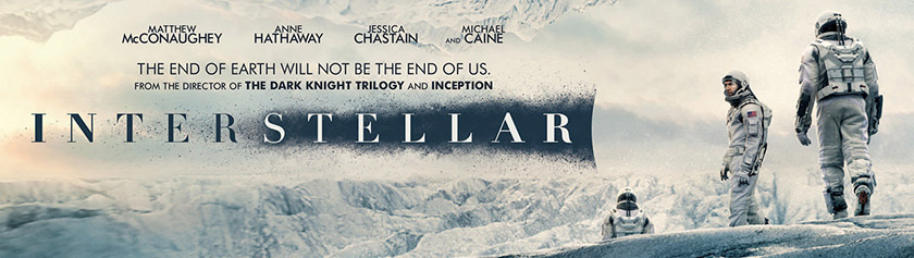 Interstellar 15/70mm IMAX
