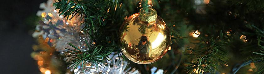 Ensimmäinen joulu Kanadassa