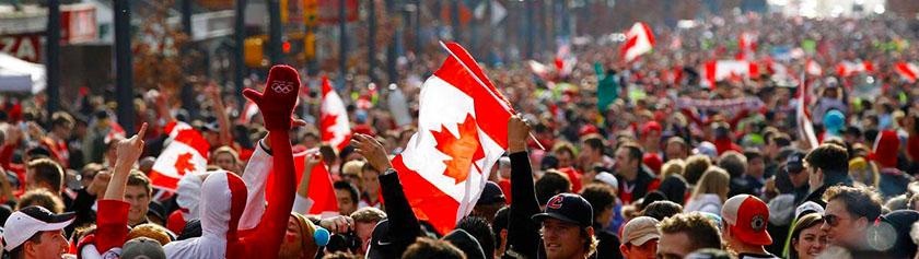 34 miljoonaa kanadalaista