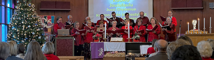 Burnabyn kauneimmat joululaulut