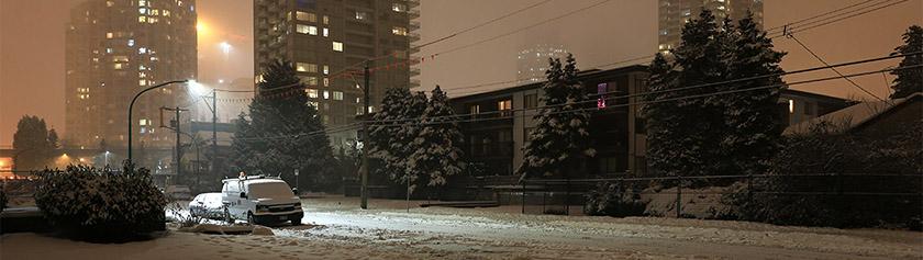 Metrotownin talviset nietokset