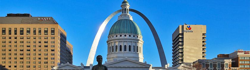 Kuuluisan kaaren St. Louis