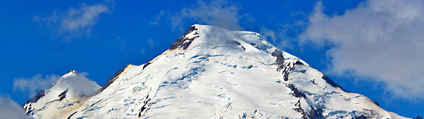 Uskomaton Mount Baker