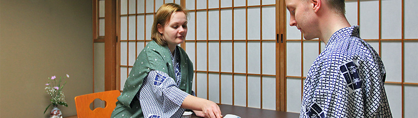 Kahden tuhannen temppelin Kioto