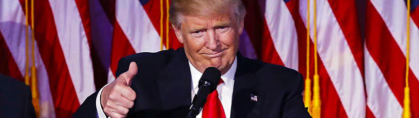 Kanada sulattelee USA:n vaalitulosta