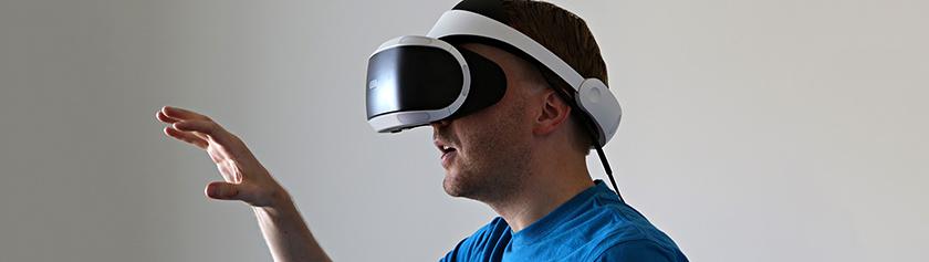 Virtuaalinen tulevaisuus saapui
